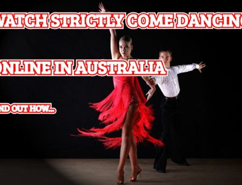 Watch Strictly Come Dancing in Australia
