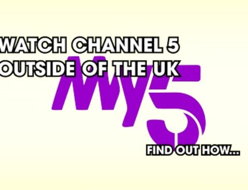 WATCH MY5 ABROAD OUTSIDE UK